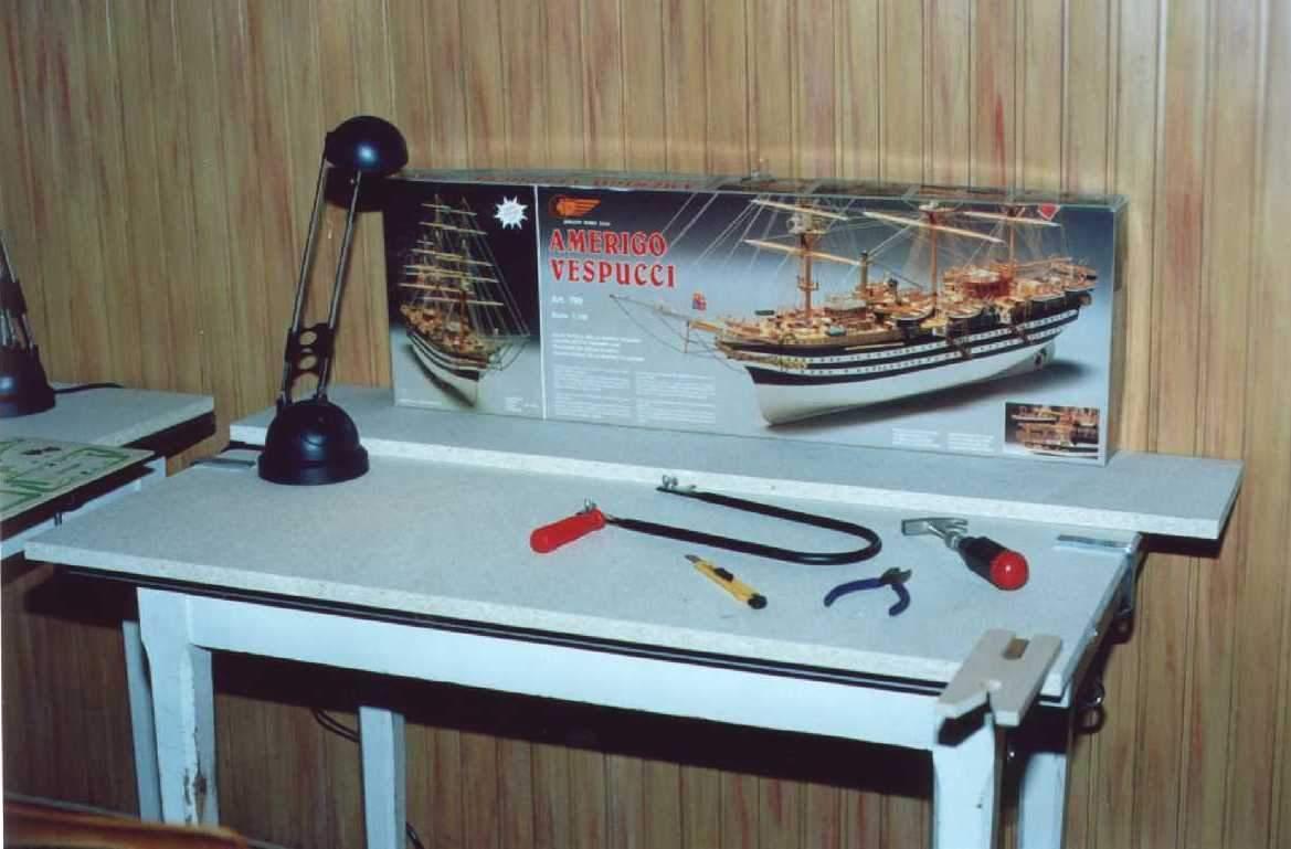 Tavoli Da Lavoro Per Modellismo : Giorn34
